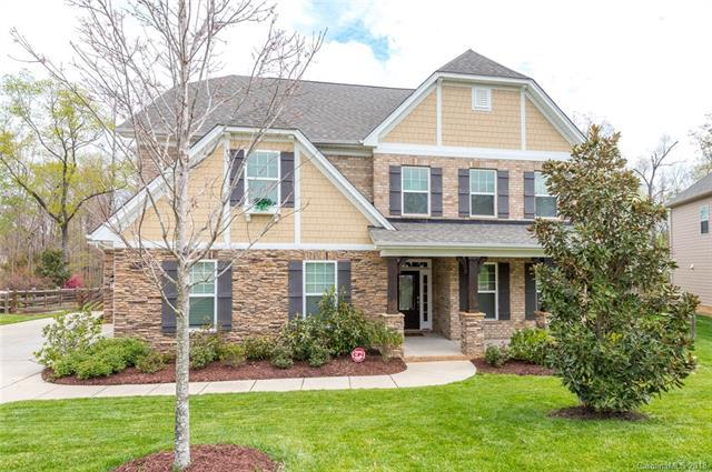 5107 Forest Knoll Court, Indian Trail, NC 28079 (#3370864) :: Scarlett Real Estate