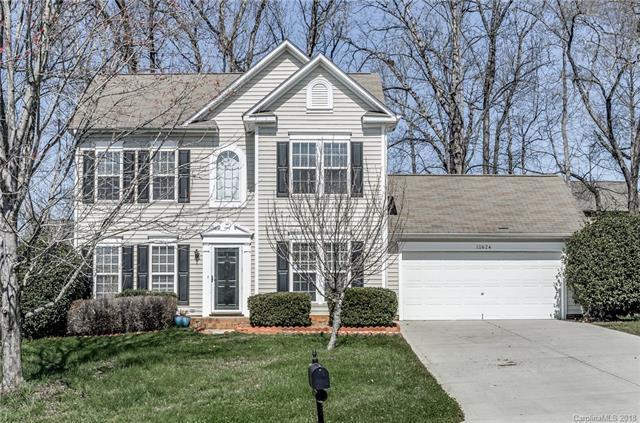 12624 Cardinal Woods Drive #44, Pineville, NC 28134 (#3370877) :: Robert Greene Real Estate, Inc.