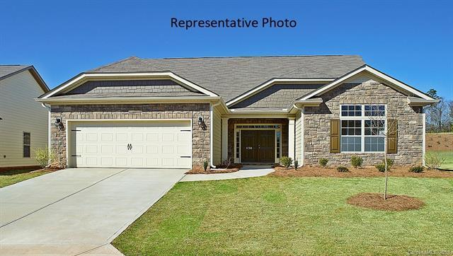 3036 Bridgewater Lane 3D-11, Lancaster, SC 29720 (#3370895) :: Exit Mountain Realty