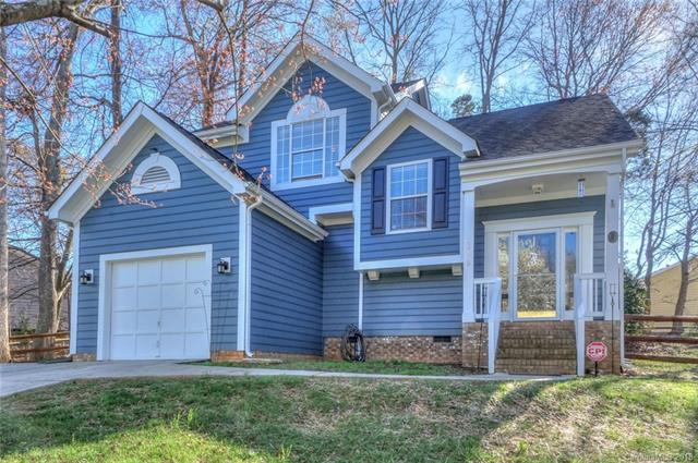 16119 Amber Field Drive, Huntersville, NC 28078 (#3370896) :: Pridemore Properties