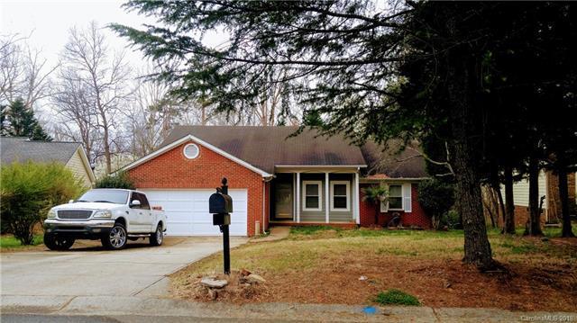 9520 Marshbrooke Road #14, Matthews, NC 28105 (#3370980) :: Pridemore Properties