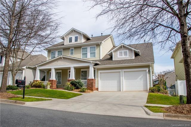 17821 Overland Forest Drive, Cornelius, NC 28031 (#3371018) :: The Sarver Group