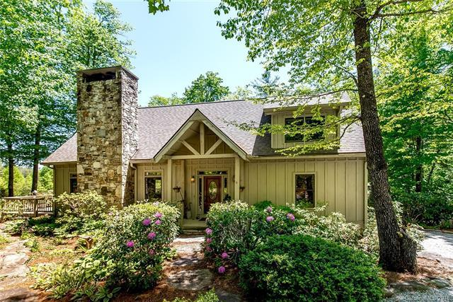 110 Mills Creek Drive, Lake Toxaway, NC 28747 (#3371023) :: Stephen Cooley Real Estate Group