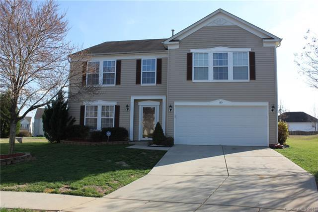 125 Hayden Court, Mount Holly, NC 28120 (#3371099) :: The Sarver Group
