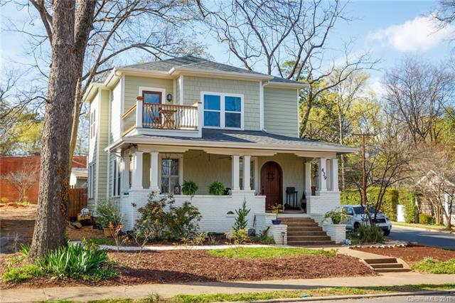 429 Pecan Avenue, Charlotte, NC 28204 (#3371109) :: The Ramsey Group