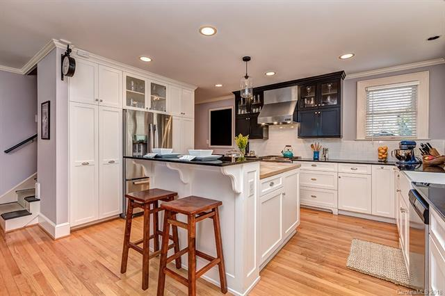 2406 Belvedere Avenue, Charlotte, NC 28205 (#3371253) :: The Andy Bovender Team
