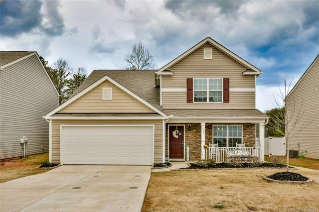 131 Mossy Pond Road, Statesville, NC 28677 (MLS #3371270) :: RE/MAX Impact Realty