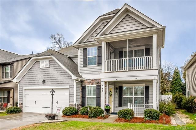 388 Winecoff Woods Drive, Concord, NC 28027 (#3371345) :: LePage Johnson Realty Group, LLC