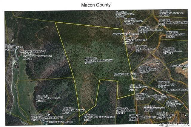 00000 Matlock Creek Road, Franklin, NC 28734 (#3371358) :: The Elite Group