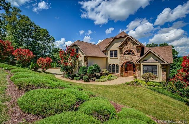76 Bradford Vistas Drive, Fletcher, NC 28732 (#3371361) :: Puffer Properties