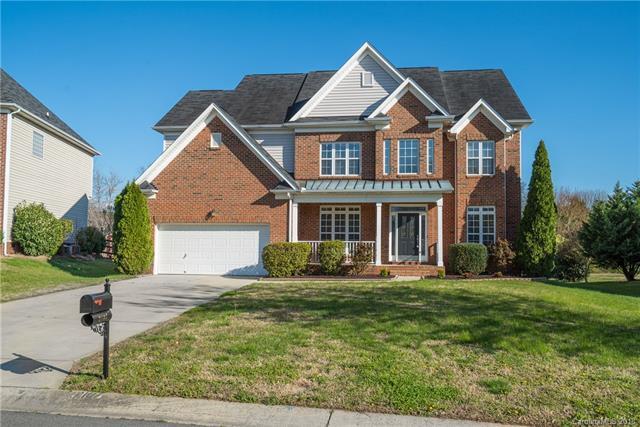 2107 Copperplate Road, Charlotte, NC 28262 (#3371463) :: Robert Greene Real Estate, Inc.