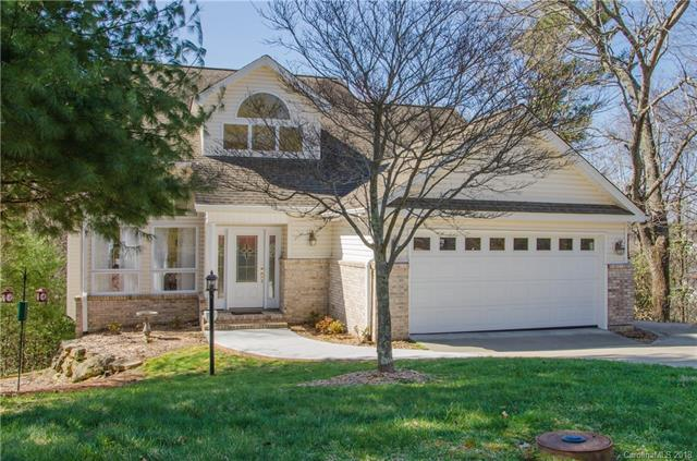 128 Jenny Lind Drive #32, Hendersonville, NC 28791 (#3371497) :: Puffer Properties