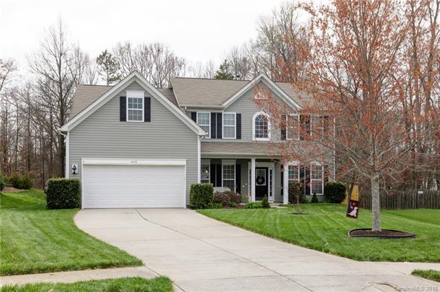 6438 Springbeauty Drive, Charlotte, NC 28227 (#3371520) :: Puma & Associates Realty Inc.