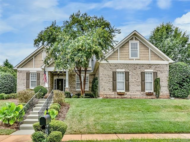 800 Deercross Lane, Waxhaw, NC 28173 (#3371601) :: LePage Johnson Realty Group, LLC