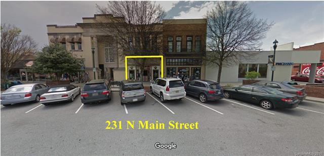 231 N Main Street Bottom Floor Re, Hendersonville, NC 28792 (#3371694) :: The Elite Group