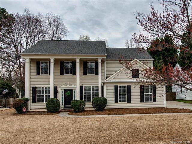 7629 Dinniston Drive, Huntersville, NC 28078 (#3371720) :: The Andy Bovender Team