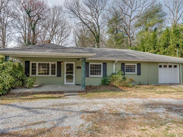 111 Timberland Drive, Hendersonville, NC 28792 (#3371795) :: Puffer Properties