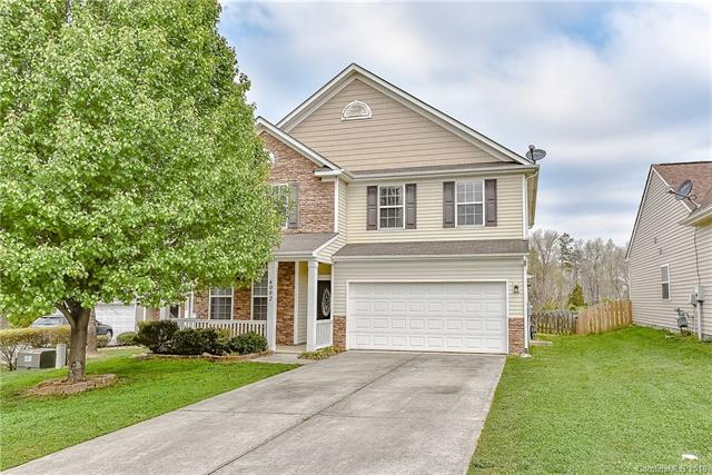 4002 Caboose Court #499, Indian Trail, NC 28079 (#3371827) :: High Performance Real Estate Advisors