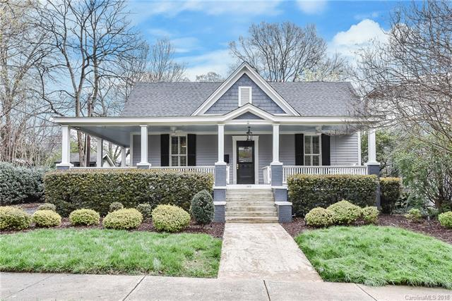 1915 Winthrop Avenue, Charlotte, NC 28203 (#3371867) :: Exit Mountain Realty