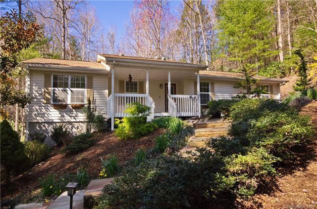 1291 Cherrywood Lane, Pisgah Forest, NC 28768 (#3371881) :: Miller Realty Group