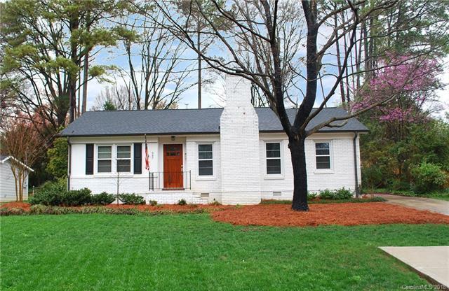 947 Habersham Drive, Charlotte, NC 28209 (#3371967) :: Caulder Realty and Land Co.