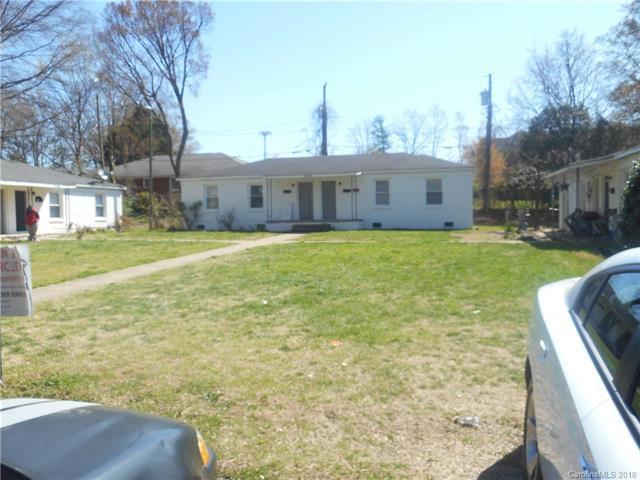 2512 Rachel Street, Charlotte, NC 28206 (#3372172) :: High Performance Real Estate Advisors