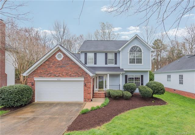 6113 Oxwynn Lane, Charlotte, NC 28270 (#3372248) :: High Performance Real Estate Advisors