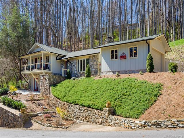 447 Auburn Park Drive, Waynesville, NC 28786 (#3372317) :: High Performance Real Estate Advisors