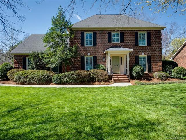 10226 Hanover Woods Place, Charlotte, NC 28210 (#3372351) :: LePage Johnson Realty Group, LLC