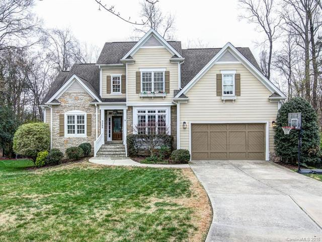 3322 Old Closeburn Court, Charlotte, NC 28210 (#3372526) :: Homes Charlotte