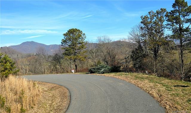 Lot 3 Haystack Hill Road, Waynesville, NC 28785 (#3372633) :: Puffer Properties