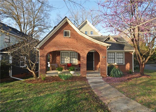 2400 Commonwealth Avenue, Charlotte, NC 28205 (#3372740) :: The Sarah Moore Team