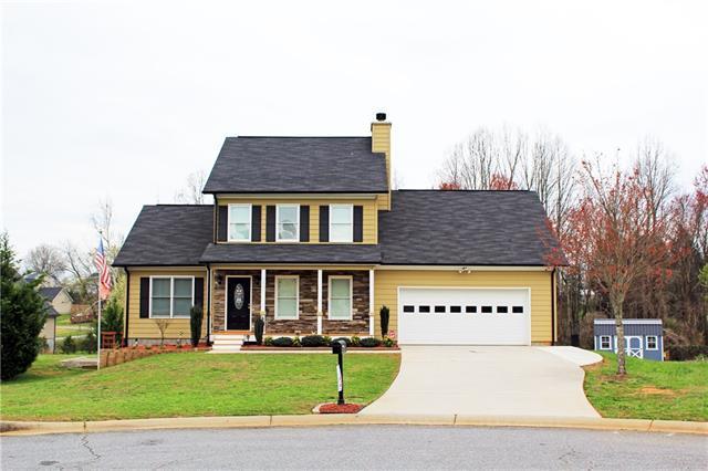 1661 Berkshire Drive, Hickory, NC 28602 (#3372817) :: LePage Johnson Realty Group, LLC