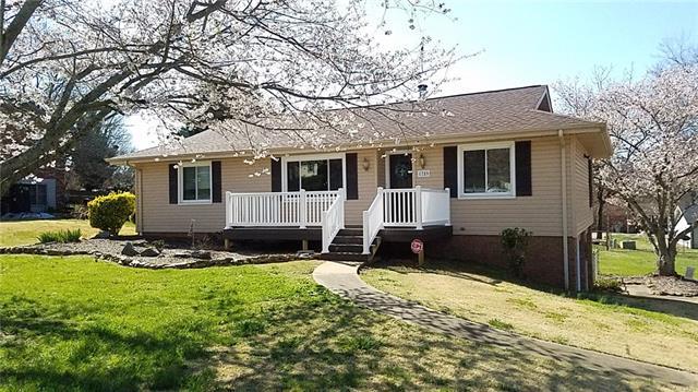1789 Woodridge Circle, Hickory, NC 28602 (MLS #3372823) :: RE/MAX Impact Realty
