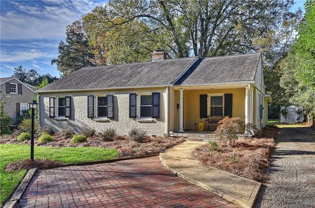 752 Poindexter Drive, Charlotte, NC 28209 (#3372836) :: Caulder Realty and Land Co.