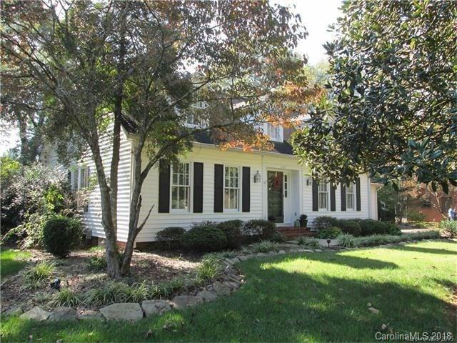 2506 Heritage Circle, Statesville, NC 28625 (MLS #3372837) :: RE/MAX Impact Realty