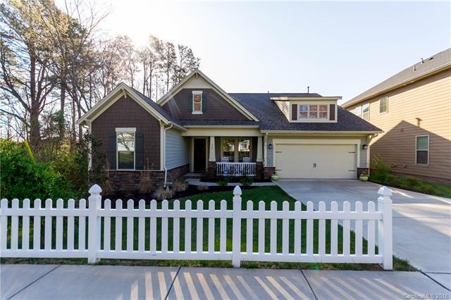 326 Gibson Park Drive, Huntersville, NC 28078 (#3372944) :: LePage Johnson Realty Group, LLC