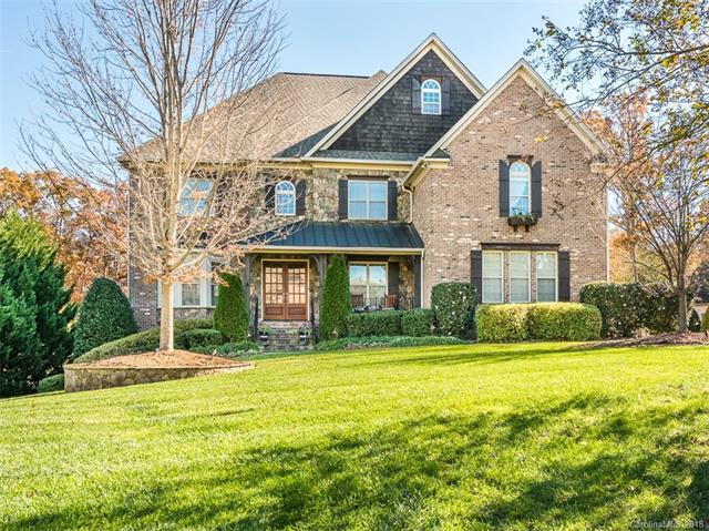 9915 Strike The Gold Lane, Waxhaw, NC 28173 (#3372955) :: Charlotte Home Experts