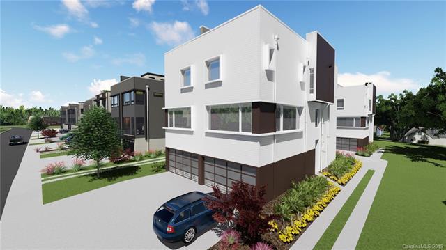 1005 Westbrook Drive A, Charlotte, NC 28202 (#3372978) :: High Performance Real Estate Advisors
