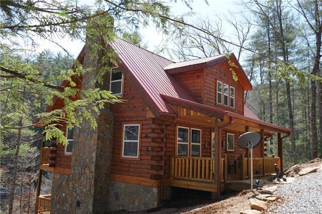 351 Chickadee Avenue, Lake Lure, NC 28746 (#3372998) :: Mossy Oak Properties Land and Luxury