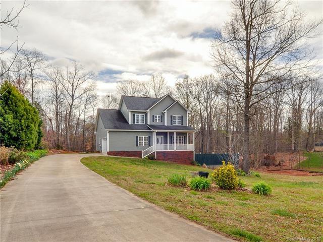 115 Bird Haven Drive, Statesville, NC 28625 (#3373117) :: Scarlett Real Estate