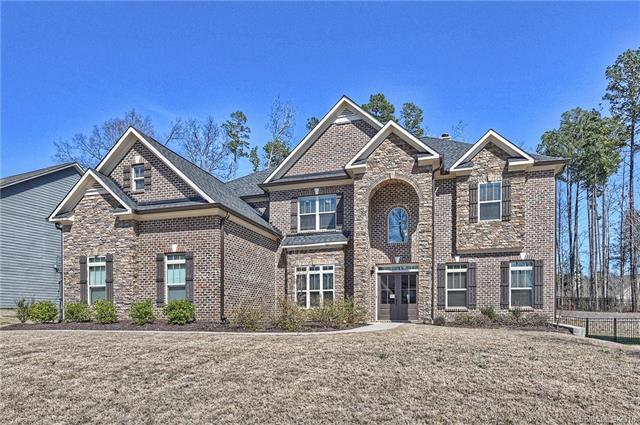 13418 Crystal Springs Drive, Huntersville, NC 28078 (#3373346) :: The Ann Rudd Group