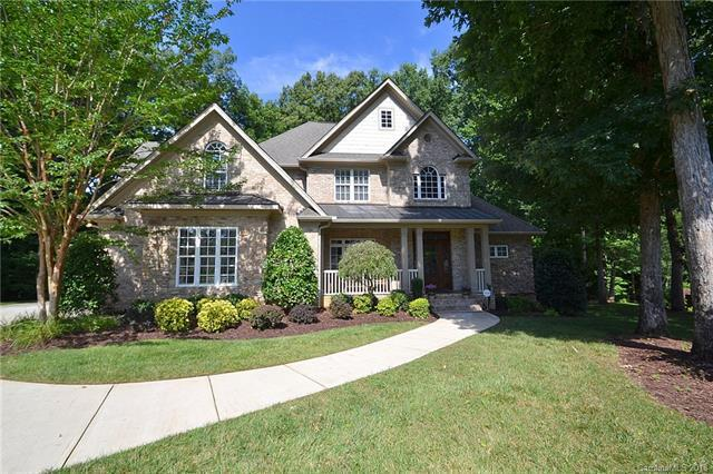 6517 Robin Hollow Drive, Mint Hill, NC 28227 (#3373420) :: The Ramsey Group