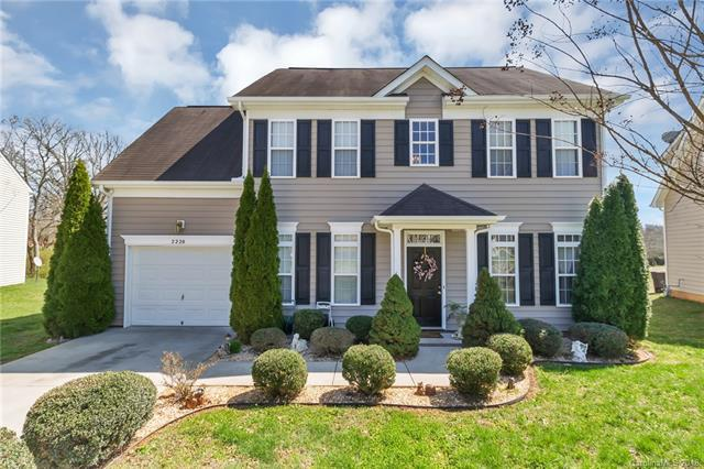 2220 Wexford Way, Statesville, NC 28625 (#3373466) :: High Performance Real Estate Advisors