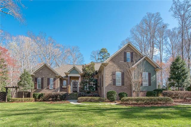 2205 Winding Oaks Trail, Waxhaw, NC 28173 (#3373497) :: Charlotte Home Experts