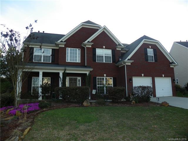 3783 Burnage Hall Road, Harrisburg, NC 28075 (#3373573) :: Cloninger Properties