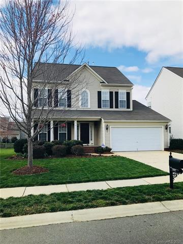 5002 Fountainbrook Drive, Indian Trail, NC 28079 (#3373577) :: The Andy Bovender Team