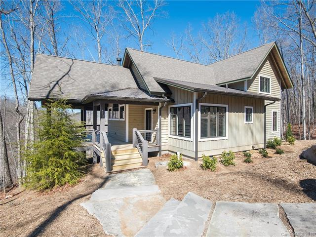 4138 Lake Forest Drive, Tuckasegee, NC 28783 (#3373688) :: The Andy Bovender Team