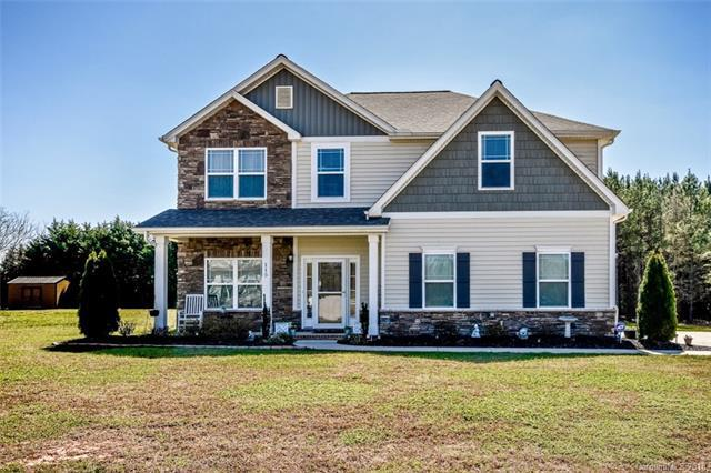 115 Charles Farm Drive, Cleveland, NC 27013 (#3373700) :: Leigh Brown and Associates with RE/MAX Executive Realty