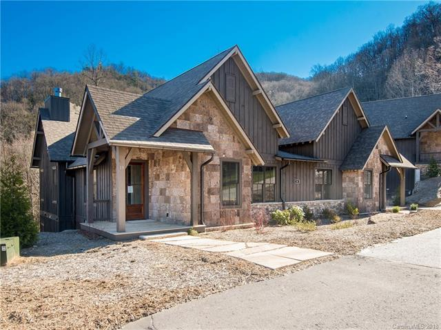 14 E Saddle Notch Lane #13, Tuckasegee, NC 28783 (#3373756) :: Cloninger Properties